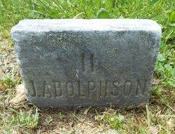 Christina Louisa <i>Andersdotter</i> Adolphson