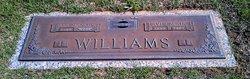 Ella Bernell <i>Mangum</i> Williams