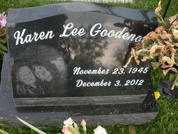 Karen L <i>Goodenow</i> Eller Hannah