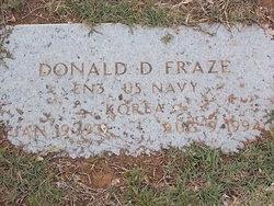Donald Dee Fraze