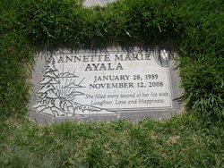 Annette Marie <i>Griego</i> Ayala