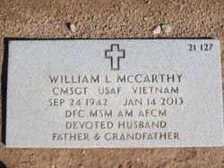 William Leo McCarthy