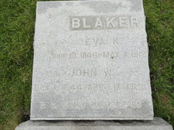 Eva K. Blaker