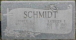 Homer A Schmidt