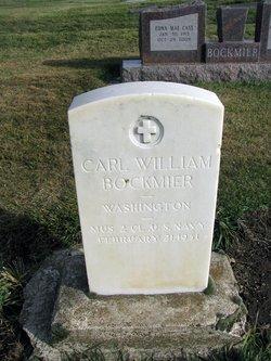 Carl William Bockmier