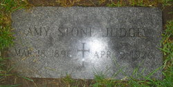Amy Florence <i>Stone</i> Judge