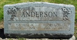Florence O Anderson