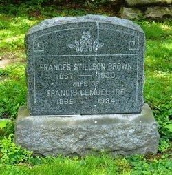 Frances Stillson <i>Brown</i> Ide