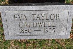 Eva D <i>Taylor</i> Caldwell