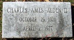Charles Ames Alden, II