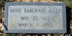 Hunt Hargrave Allen