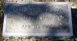 Bessie M. Anderson
