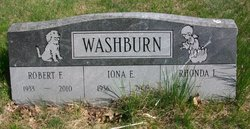 Iona E Washburn