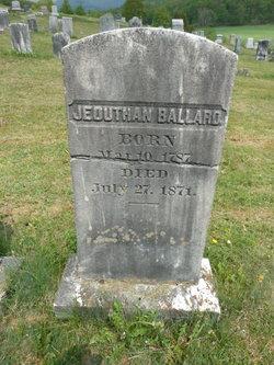 Jeduthan Ballard