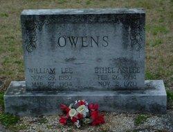 Ethel Asilee <i>Barrett</i> Owens