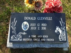 Donald Glenville McConnell
