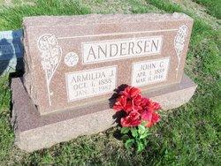 John C Andersen