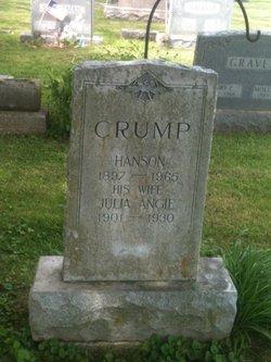 Julia Angie <i>Burns</i> Crump