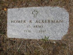 Homer Robert Ackerman