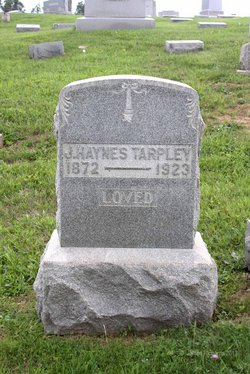 J. Haynes Tarpley