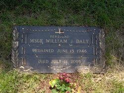 Rev William J. Daly