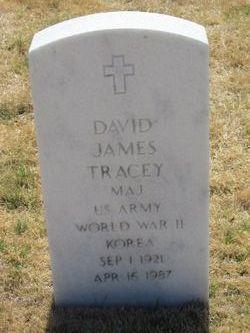 David James Tracey