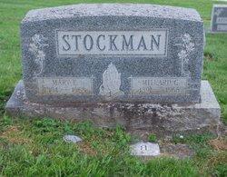 Mary Ethel <i>Baker</i> Stockman