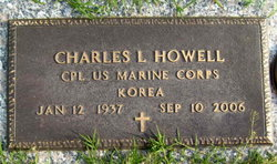 Charles L. Chuck Howell
