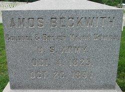 Amos Beckwith