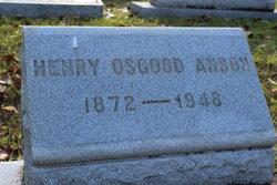 Henry Osgood Anson
