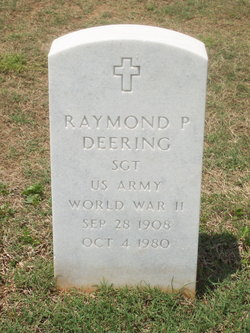 Raymond P Deering