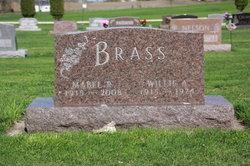 Mabel Ruth <i>Kreimeyer</i> Brass