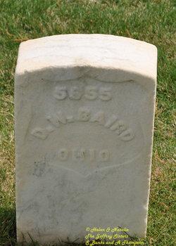 Darius W. Baird