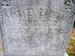 Mary Elizabeth Armistead