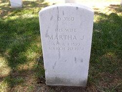 Martha J Harrison