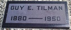 Guy Elbert Tilman