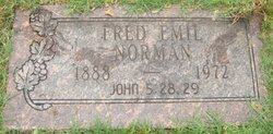 Fred Emil Norman