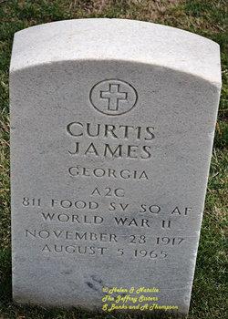 Curtis James