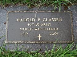Harold Peter Classen