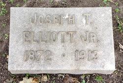 Joseph T Elliott, Jr