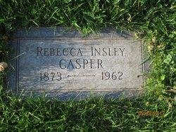 Rebecca <i>Insley</i> Casper