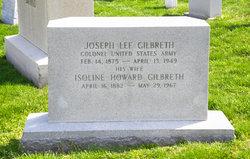 Isoline Marie <i>Howard</i> Gilbreth