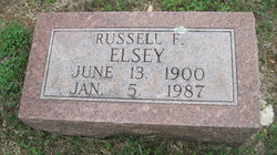 Russell F. Elsey
