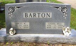 Louise <i>Bell</i> Barton