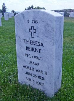 PFC Theresa Beirne