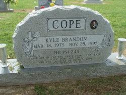 Kyle Brandon Cope