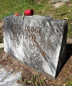 Katie <i>Lodge</i> Boutwell