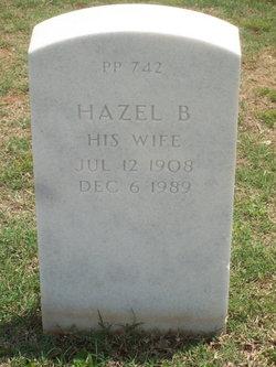 Hazel B. Deering