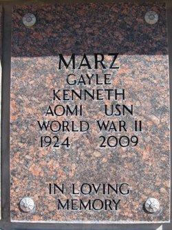 Gayle Kenneth Marz