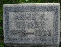 Anna K. Buskey